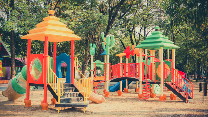 Case Studies - Playground Manufacturer